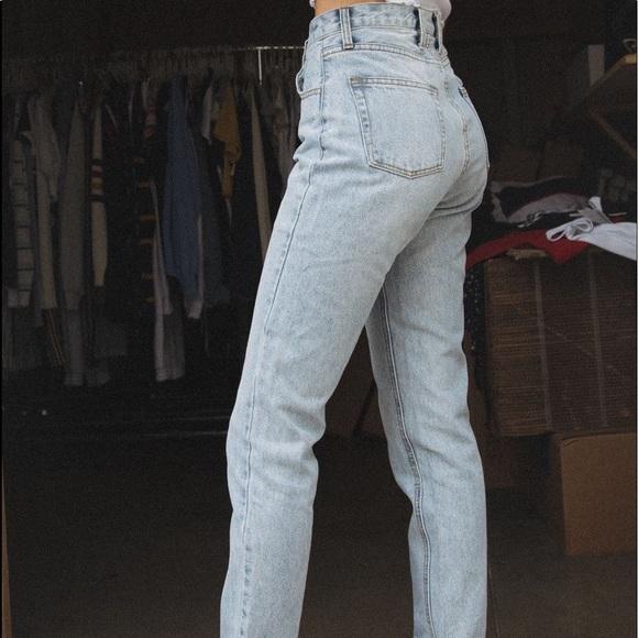Brandy Melville Denim - Brandy melville mom jeans